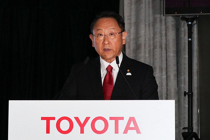 豊田章男社長も出席する2019年3月期 決算説明会をライブ中継