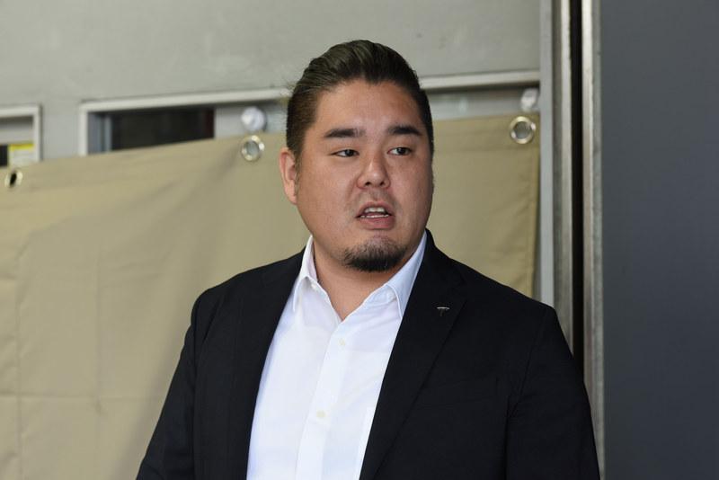 テスラモーターズ ジャパン サービスマネージャーの橋詰洋祐氏