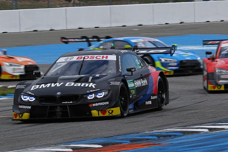 メルセデス、BMWと経験豊富なベテランのブルーノ・スペングラー(No.7)