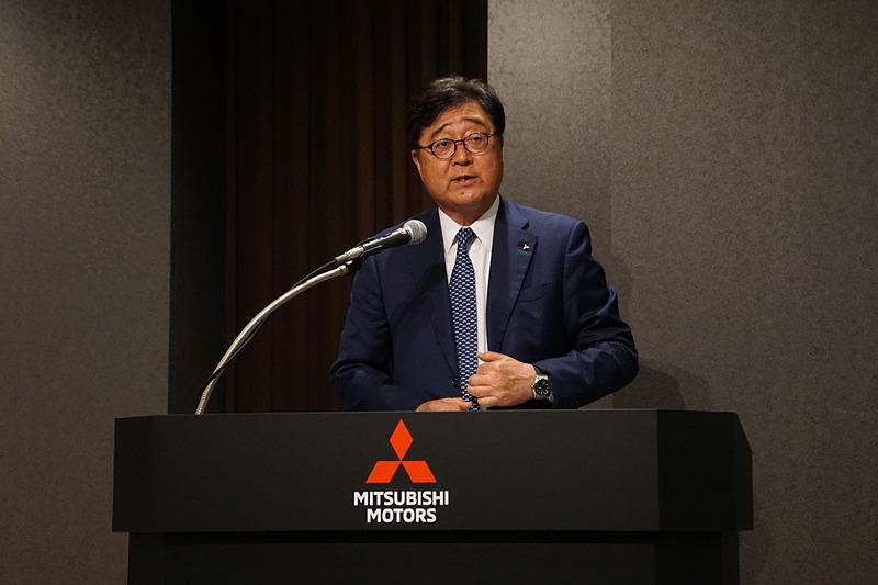 取締役会長 CEOの益子修氏がCEO職を退任して、新たに取締役会長執行役に就任