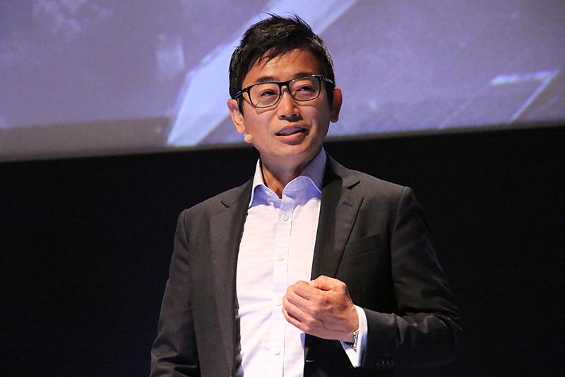 アセントロボティクス株式会社 代表取締役 石﨑雅之氏