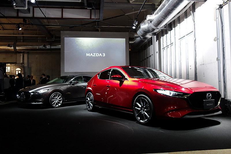 新型「MAZDA3」の開発秘話やデザインについての講演や、MAZDA3の試乗やクレイモデル造形体験などが行なわれる「サステイナブルZoom-Zoomフォーラム2019 in横浜」を6月22日~23日に開催