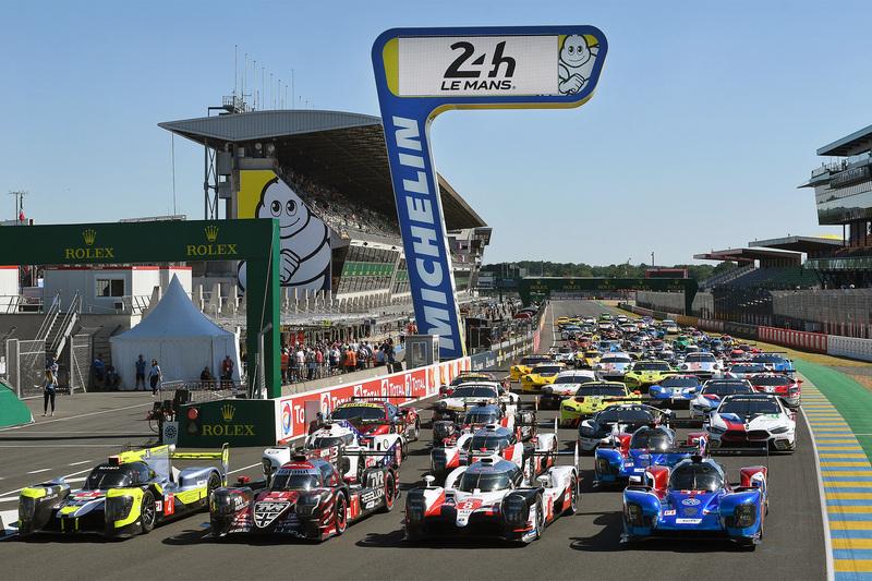 過去最多の62台が参戦する今年のル・マン
