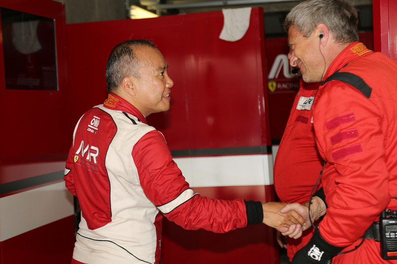 MR Racingの石川資章選手