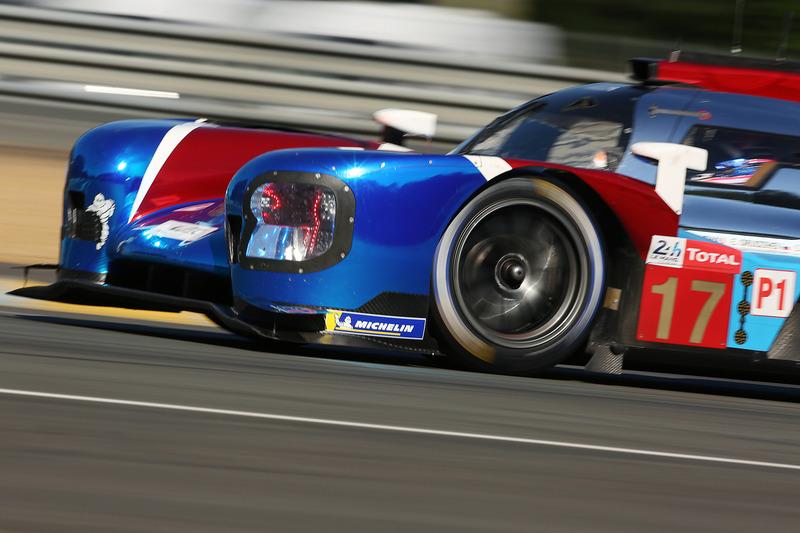 総合6番手のタイムのSMP RacingのBR Engineering  BR1-AER 17号車