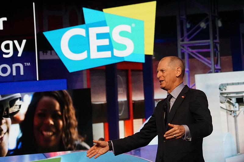 CES Asiaのオープニングに登場したCTA(Consumer Technology Association)のCEO ゲイリー・シャピロ(Gary Shapiro)氏