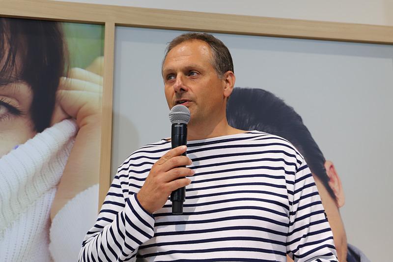 プジョー・シトロエン・ジャポン株式会社 代表取締役社長 クリストフ・プレヴォ氏