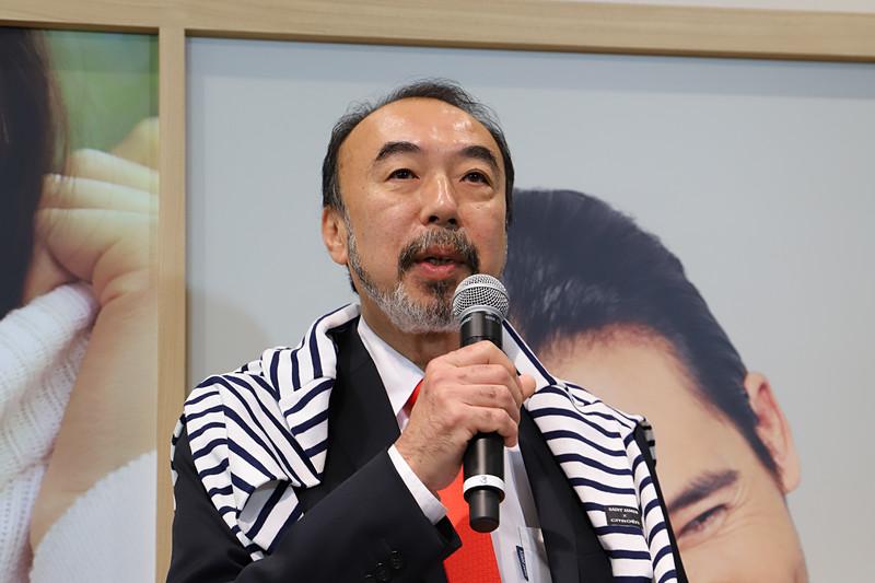 セントジェームス日本総代理店 有限会社ウェッソン 代表取締役 CEO 細貝昭夫氏