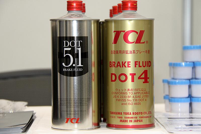 SPKと谷川油化興業が手がけるオートケミカル用品ブランド「TCL ADVANCE」は、クーラントやブレーキフルードなどを提供する