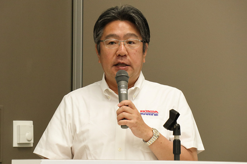 本田技研工業株式会社 執行役員 ライフクリエーション事業本部長 奥田克久氏