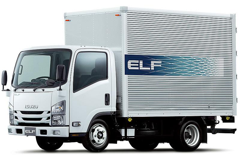 いすゞの小型トラック「エルフ」を日産にOEM供給