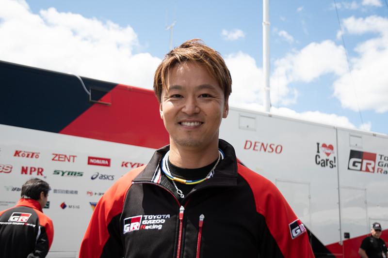 90号車GRスープラでニュルブルクリンク24時間レースに参戦する佐々木雅弘選手に聞く