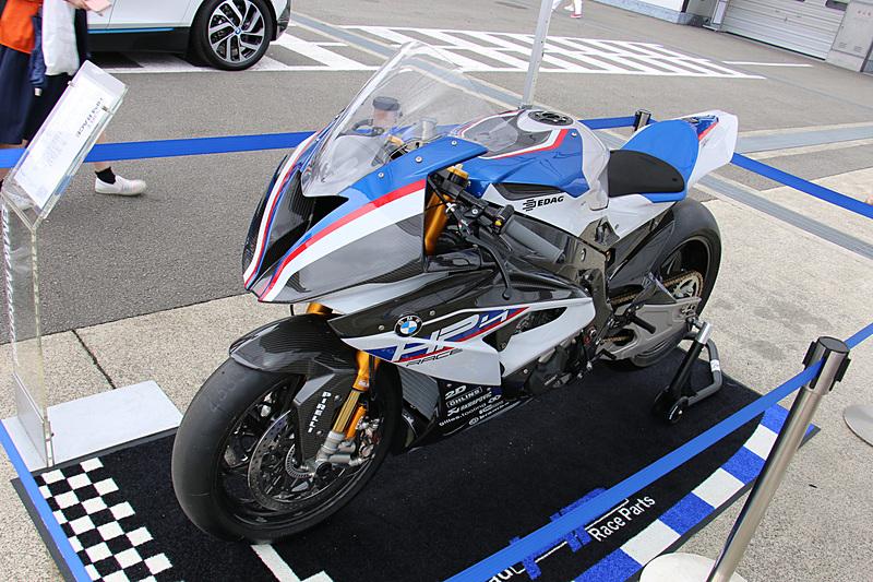 「BMW HP4 RACE」