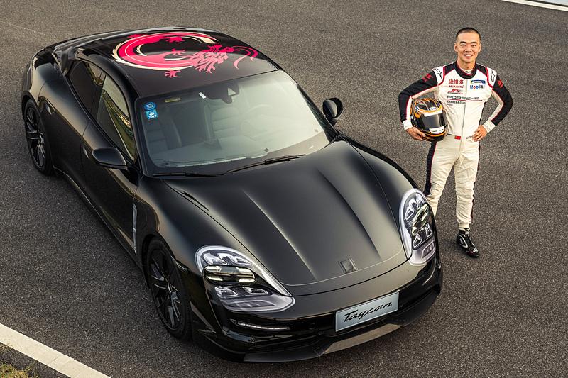 中国籍のビジネスマンでレーシングドライバーのリー・チャオ氏