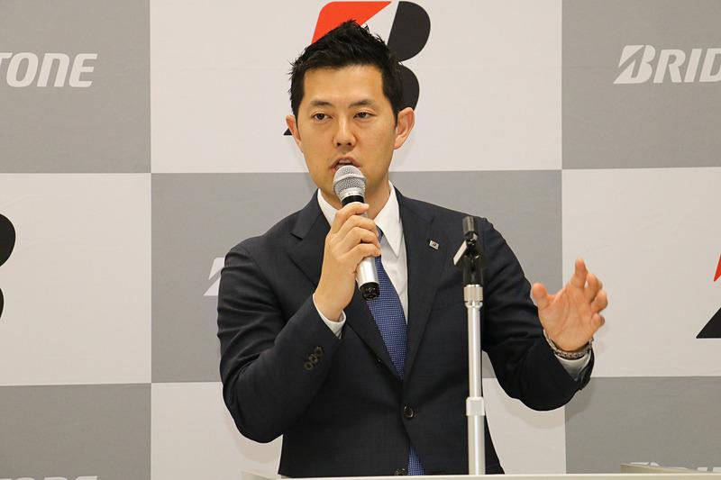 株式会社ブリヂストン ソリューション技術企画部 部長 田村大佑氏