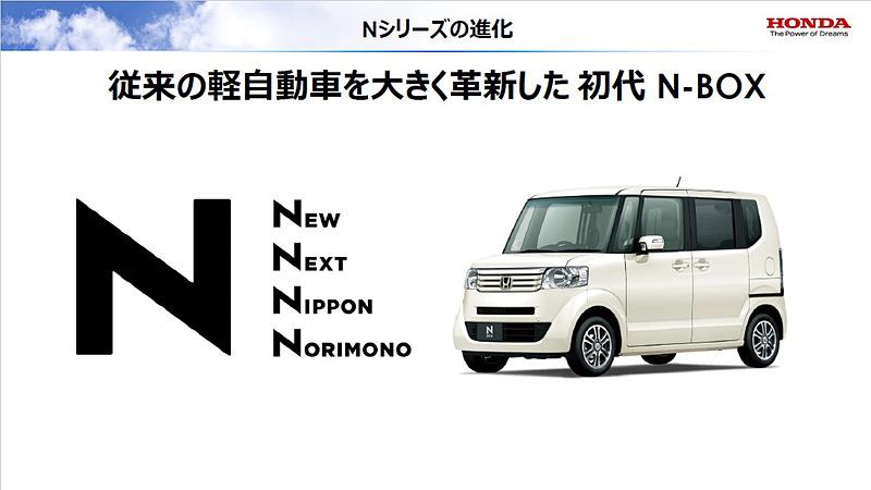 スーパーハイトワゴン「N-BOX」は従来の軽自動車を大きく革新