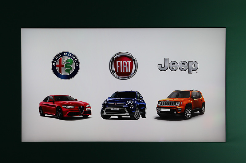 FCAジャパンの3ブランドそれぞれの新モデル