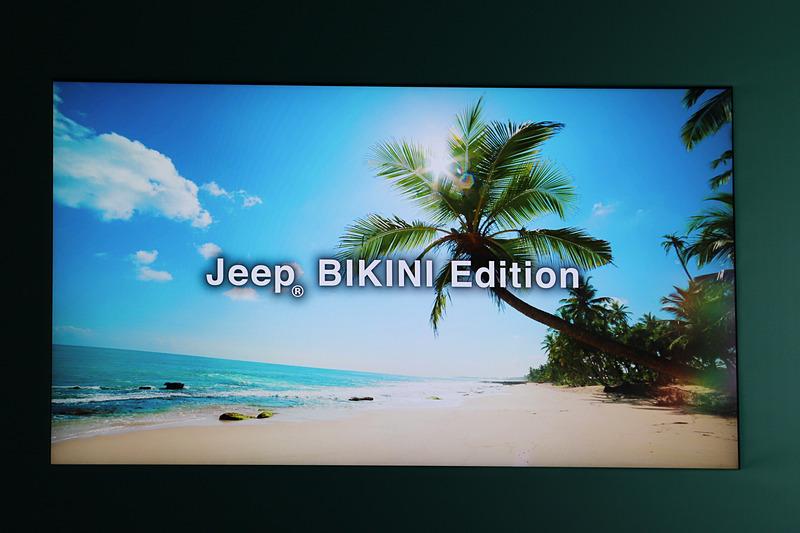 ビキニ・エディションについての説明スライド