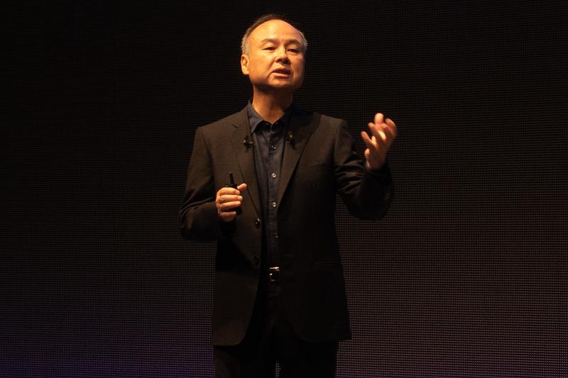 ソフトバンクグループ株式会社 代表取締役会長 兼 社長 孫正義氏。「SoftBank World 2019」基調講演でAIを語る
