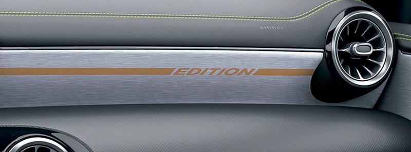 専用装備が与えられるA 250 4MATIC セダン Edition 1
