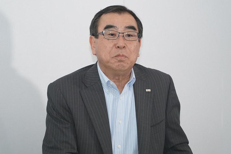 アルプスアルパイン株式会社 代表取締役 副社長執行役員 米谷信彦氏
