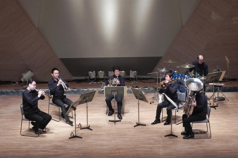 神奈川フィルハーモニー管弦楽団による金管五重奏