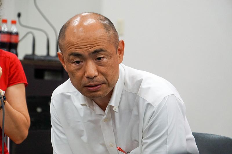 株式会社モビリティランド モータースポーツ部 部長 藤岡良一氏