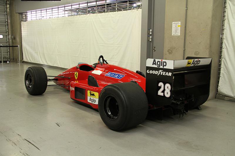 フェラーリF187