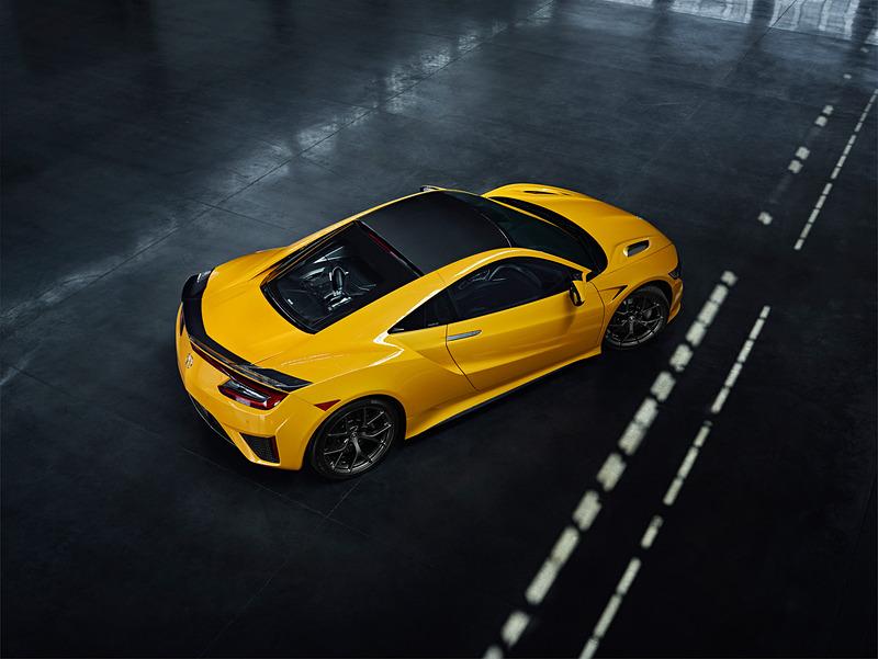 「NSX」2020年モデル
