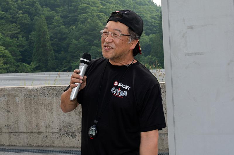 「次回の富士スピードウェイでは今回やらなかったことも盛りこんで、サイドブレーキを使った走行なんかも考えています」と松尾氏