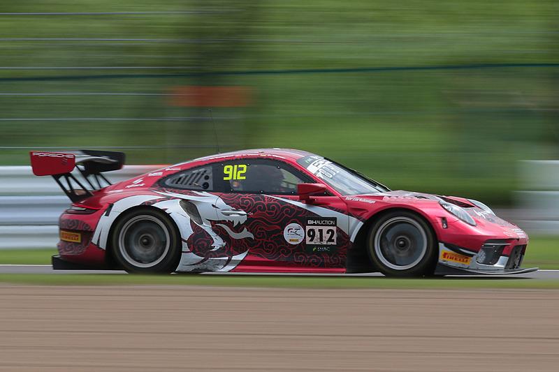 912号車 Porsche 911 GT3 R(Absolute Racing、デニス・オルセン/マット・キャンベル/ダーク・ヴェルナー組)