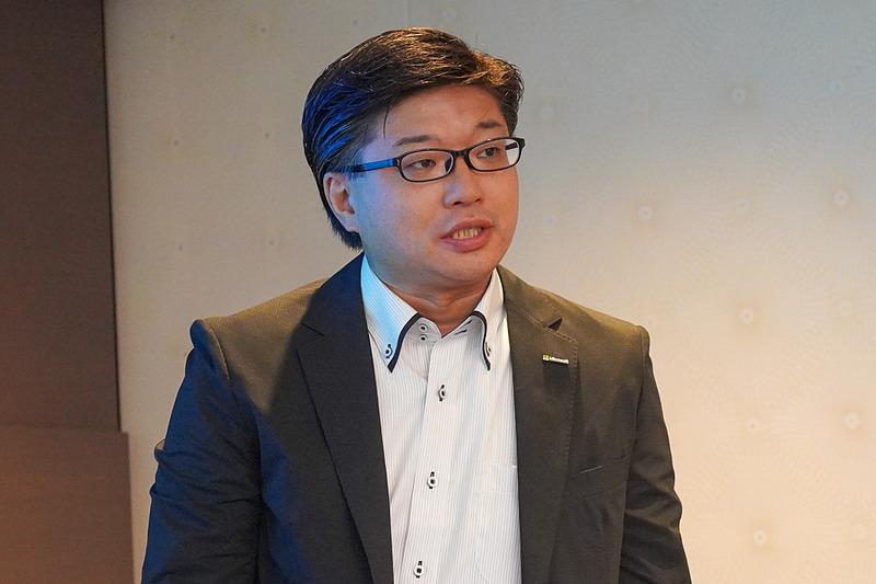 日本マイクロソフト株式会社 エンタープライズ事業本部 運輸・サービス営業統括本部 インダストリーエグゼクティブ 清水宏之氏