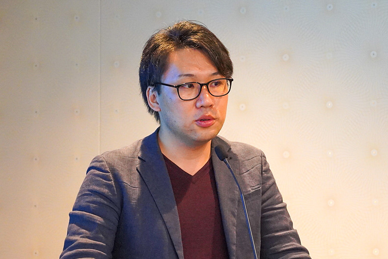 株式会社MaaS Tech Japan 代表取締役CEO 日高洋祐氏