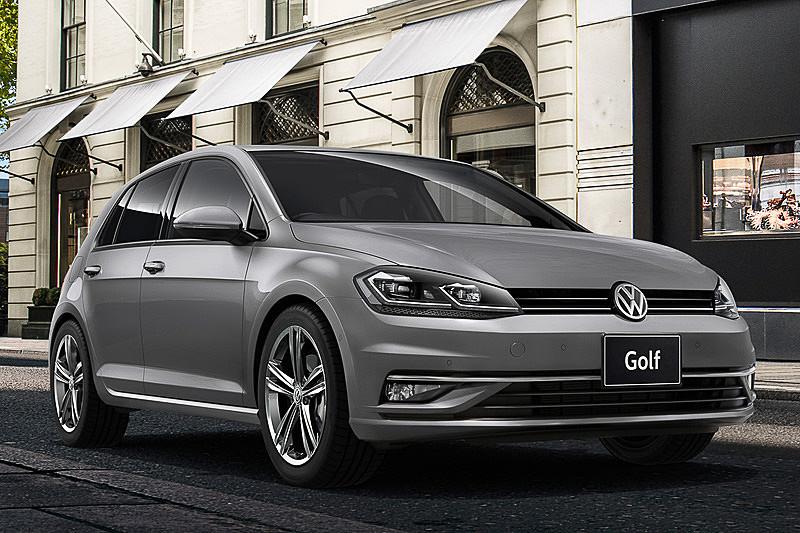現行モデルのゴルフ