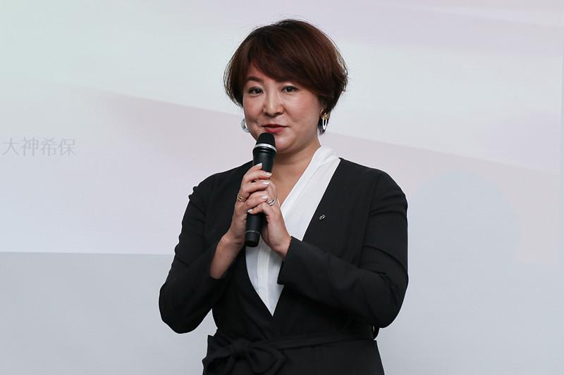 日産自動車株式会社 日本事業広報渉外部 担当部長 大神希保氏
