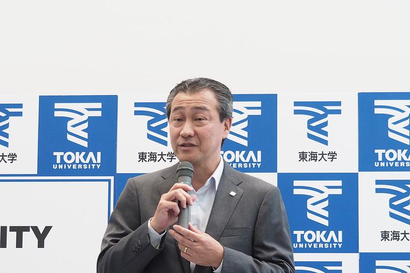 株式会社プリヂストン ブランド戦略・コミュニケーション本部長 大山和俊氏