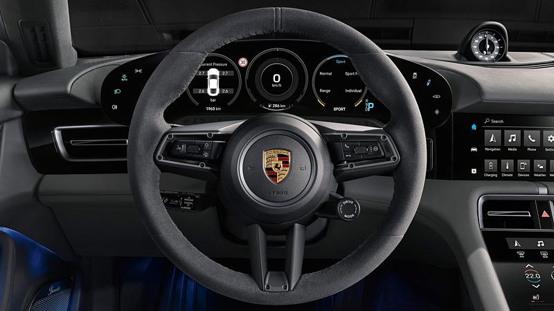 ポルシェの新型EV「タイカン」