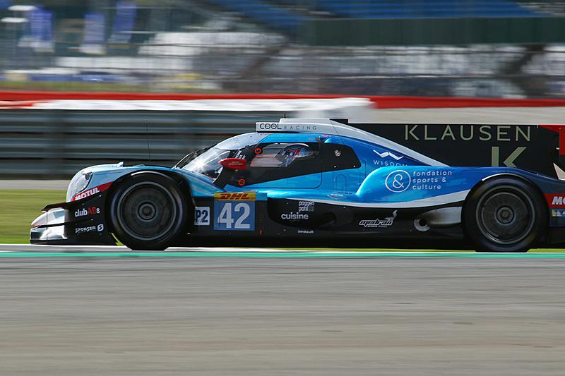 LMP2でクラス優勝したCool Racingのオレカ 07-Gibson 42号車