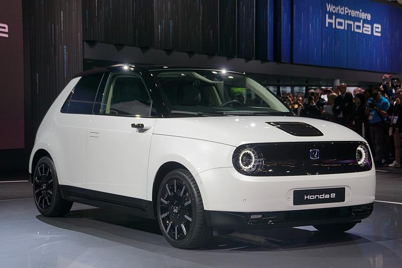 Honda e量産モデル
