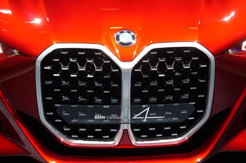 BMW「コンセプト4」