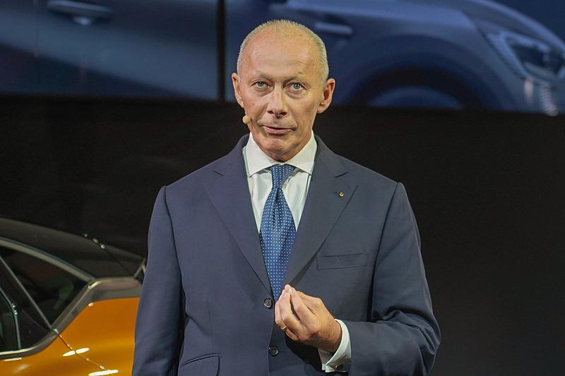 ルノー CEO ティエリー・ボロレ氏