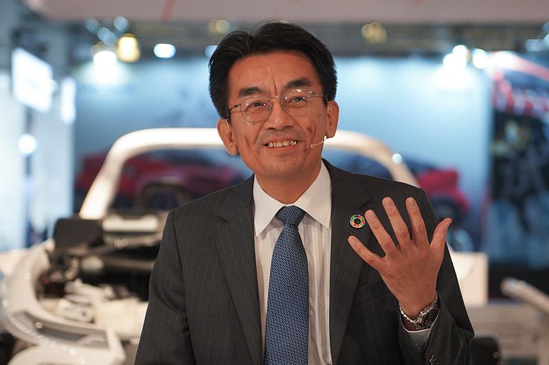 株式会社デンソー 執行職 欧州地域CEO/デンソー・インターナショナル・ヨーロッパ 社長 佐藤久彰氏