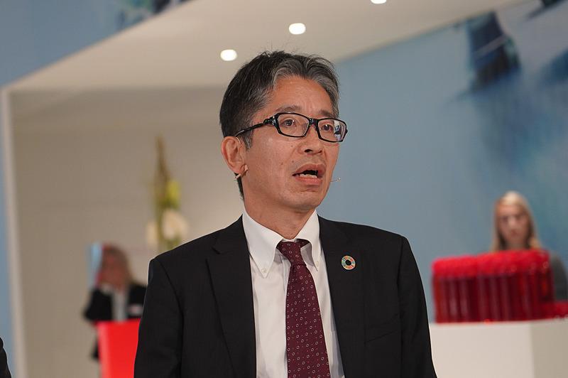 株式会社デンソー 執行職 北米・欧州技術開発担当 松ヶ谷和沖氏