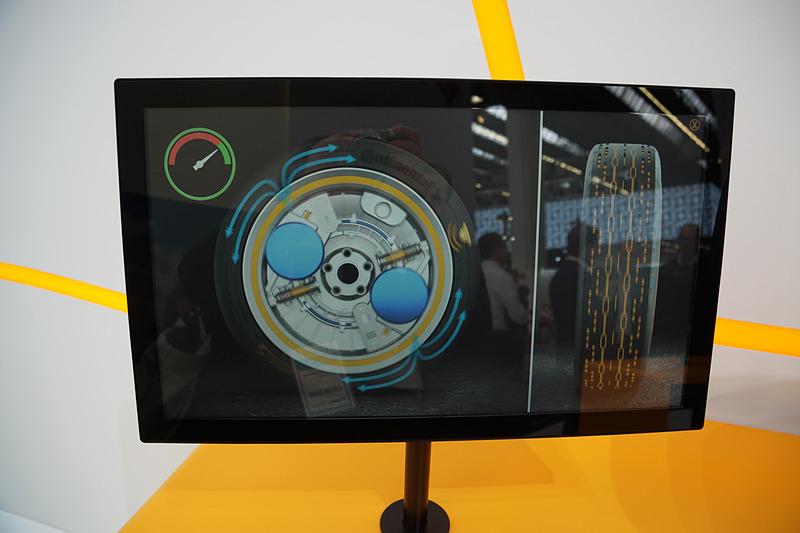 「PressureProofテクノロジー」のイメージ