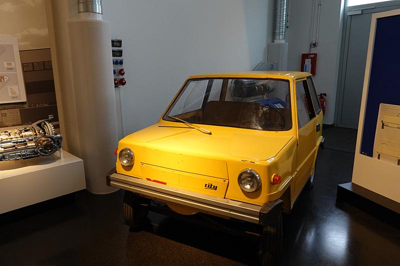 日本で言えば軽自動車に相当するようなこちらの車両。軽量、コンパクト、低価格で提供できるクルマとして設計されたが、計画は日の目を見なかった