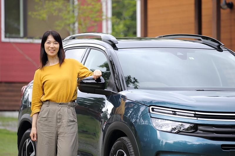 まるも亜希子がシトロエン初のSUV「C5 エアクロス SUV」「C3 エアクロス SUV」に試乗