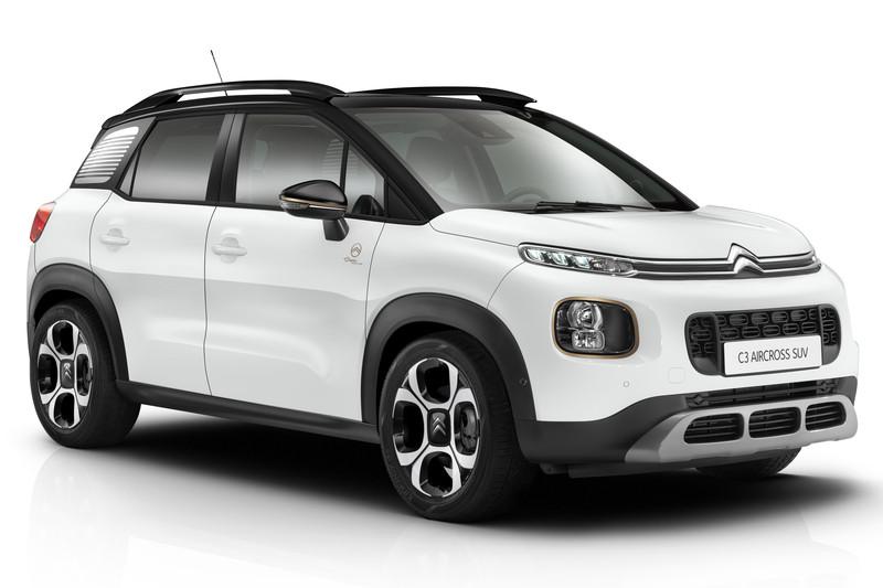 シトロエン創業100周年を記念した特別仕様車の第3弾「C3 エアクロス SUV オリジンズ」