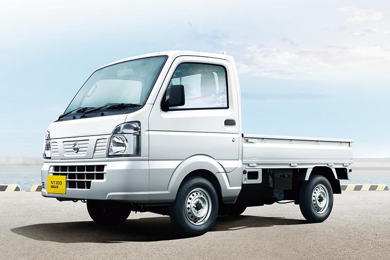 日産自動車「NT100 クリッパー」を一部仕様変更