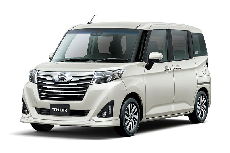 """特別仕様車「トール カスタムG""""リミテッドII SA III""""」"""