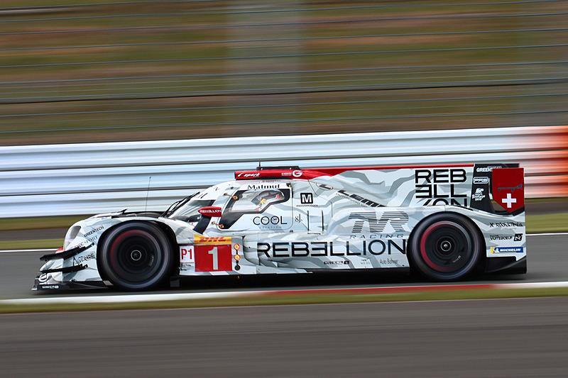 1号車 レベリオン R13 ギブソン(ブルーノ・セナ/グスターボ・メネーゼス/ノーマン・ナト組)